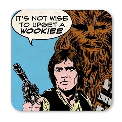 Onderzetter Star Wars Wookiee