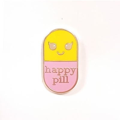 Pin Happy Pill