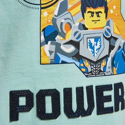 LEGO Wear Nexo Knights T-shirt Power Up