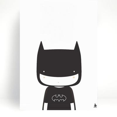 Poster Bat Boy A3