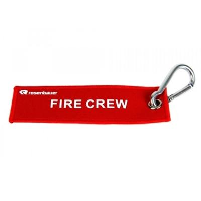 Rosenbauer Bagagelabel Fire Crew