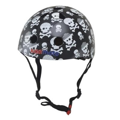 Fietshelm Skulls