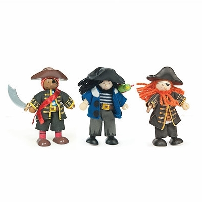 Budkins Set Piraatjes Barbarossa