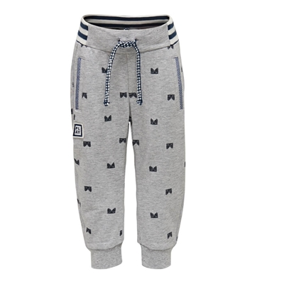 LEGO Wear DUPLO Joggingbroek Vleermuisprint