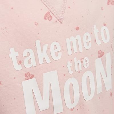 LEGO Wear DUPLO Girls Trui Take Me To The Moon