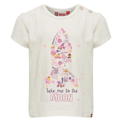 LEGO Wear DUPLO Girls T-shirt Take Me To The Moon