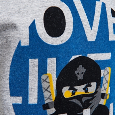 LEGO Wear Ninjago T-shirt Move Like a Ninja