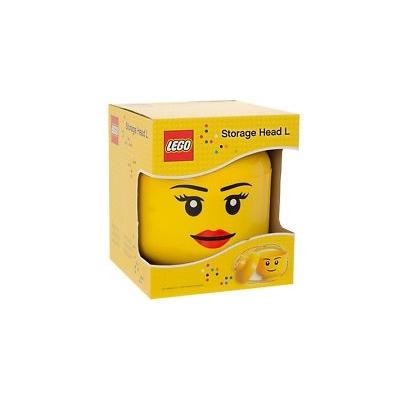 Opberghoofd LEGO Girl