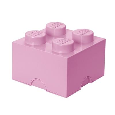 Opbergdoos LEGO Roze 4