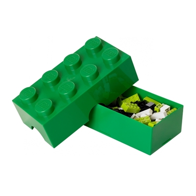 Lunchdoos LEGO Groen