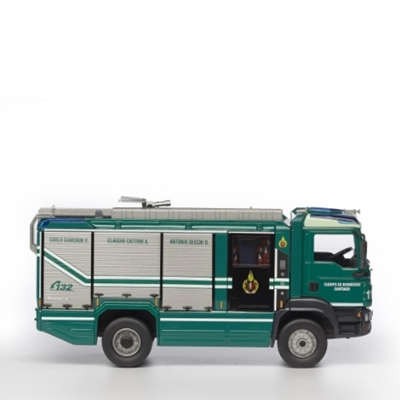 Rosenbauer Modelauto AT Chile 1:43