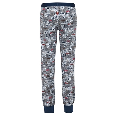 LEGO Wear Classic Pyjama Minifigure Blauw