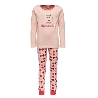 LEGO Wear Girls Pyjama Sleep Well lang