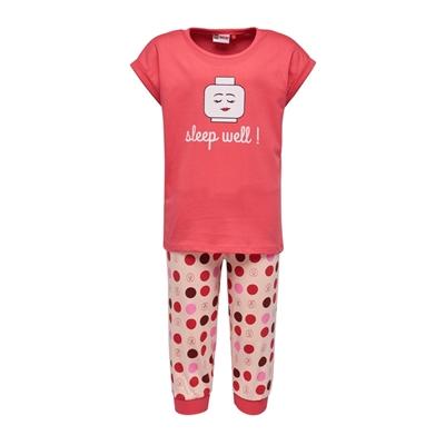 LEGO Wear Girls Pyjama Sleep Well kort
