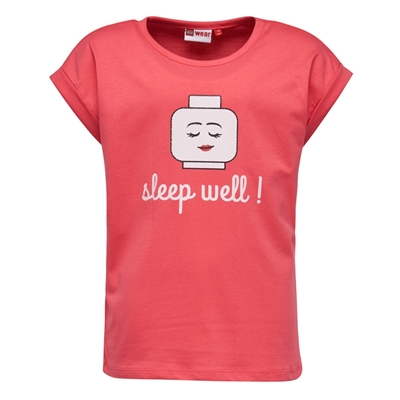 LEGO Wear Girls Pyjama Sleep Well kort