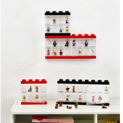 LEGO Display voor 16 Minifigures