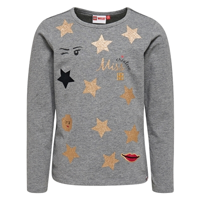 LEGO Wear Girls Longsleeve Miss Creative