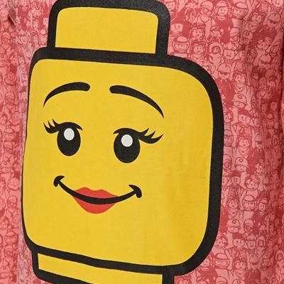 LEGO Wear Girls Pyjama Minifigure