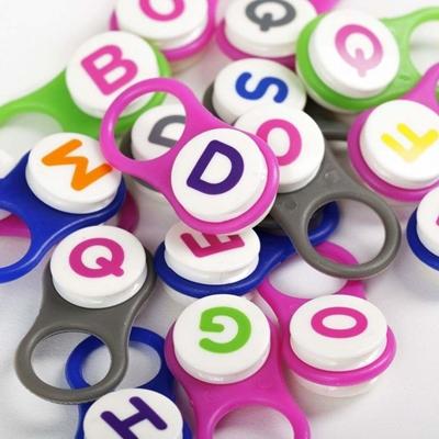 Pocos Letters Starter Set 100 st