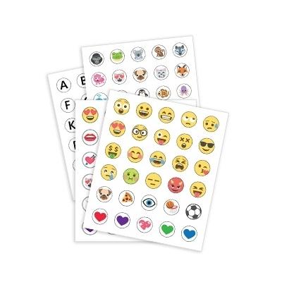 Pocos Emoji Love Set 50 st