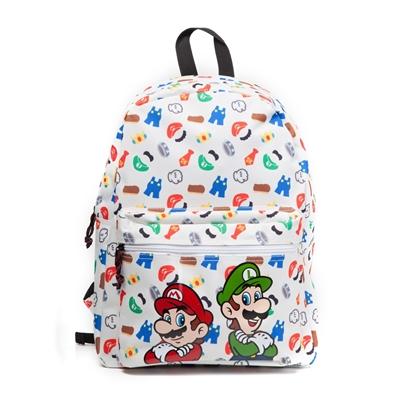 Rugzak Nintendo Mario en Luigi