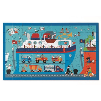 Puzzel Ferry 60 st