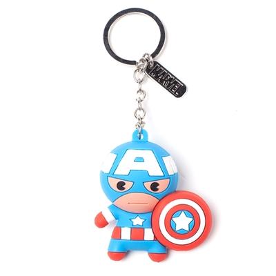 Marvel 3D Sleutelhanger Captain America