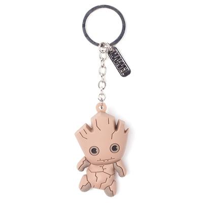 """Marvel 3D Sleutelhanger """"Groot"""""""