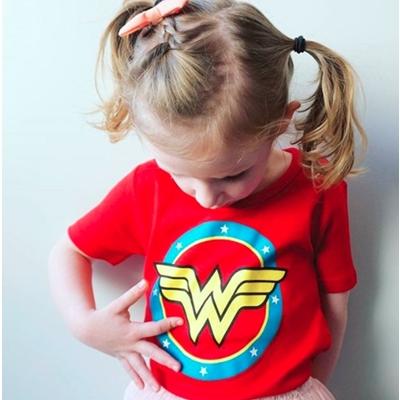 Kids T-shirt Wonder Woman
