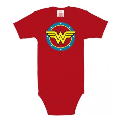 Baby Romper Wonder Woman