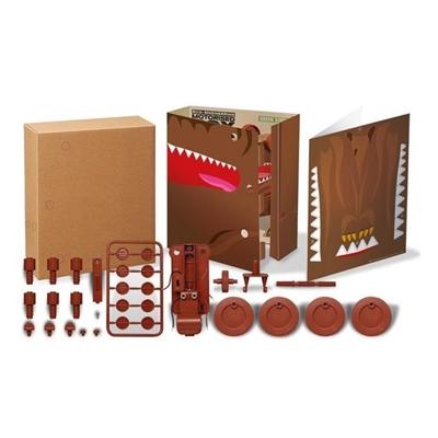4M Zelfbouwset Gemotoriseerde BOX Dino