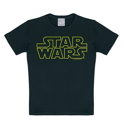 Kids T-shirt Star Wars Logo