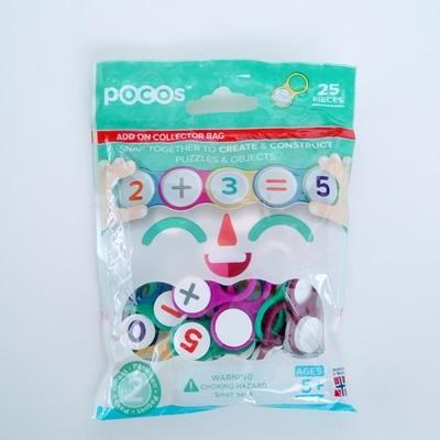 Pocos Aanvulling Reken Kit 25 st