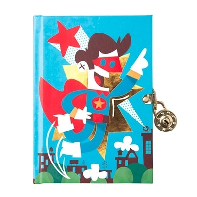 Dagboek Superheld